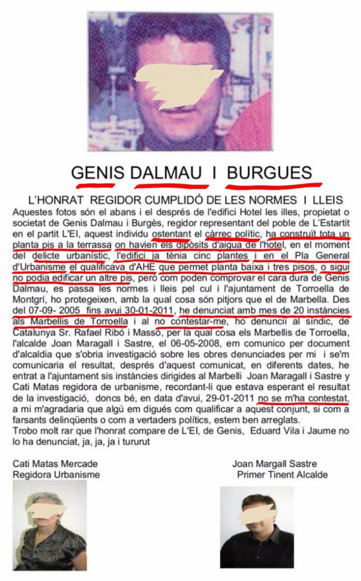 Genis Dalmau Burgues Estartit l'Eestartit Lest Emd